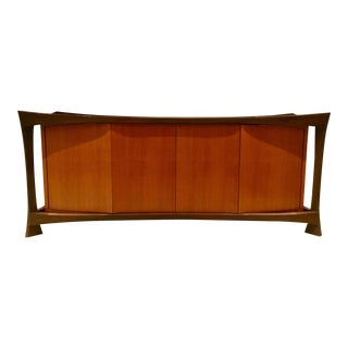 Sculptural 2-Toned Sideboard