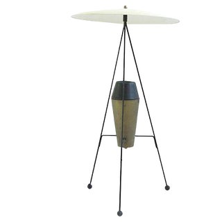 A.W. and Marion Geller Floor Lamp For Sale