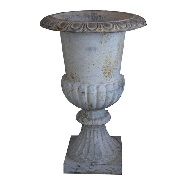 Monumental French Urns - A Pair For Sale - Image 4 of 5