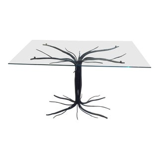 Iron Branch or Twig Shaped Table For Sale