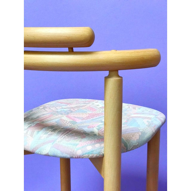 These stools are simply stunning and that is the truth. Designed by Poul Poulsen for Gangso Møbler - a late 1970s Danish...