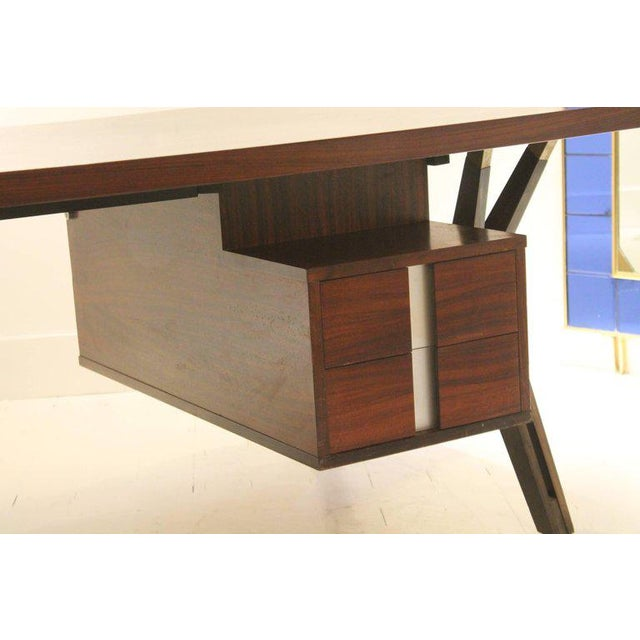 """Terni"" Ico Parisi Desk for Mim Editions, Italy 1958 For Sale - Image 9 of 10"