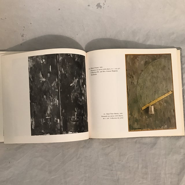 Jasper Johns by Max Kozloff For Sale - Image 10 of 11