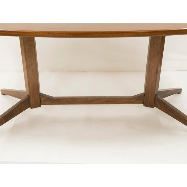Mid-Century Modern Table in Rosewood Made by Franco Albini & Franca Helg - 1958 For Sale - Image 3 of 6