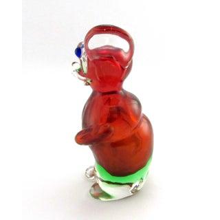 Vintage 1969 Drioli Murano Glass Liqueur Bottle Preview