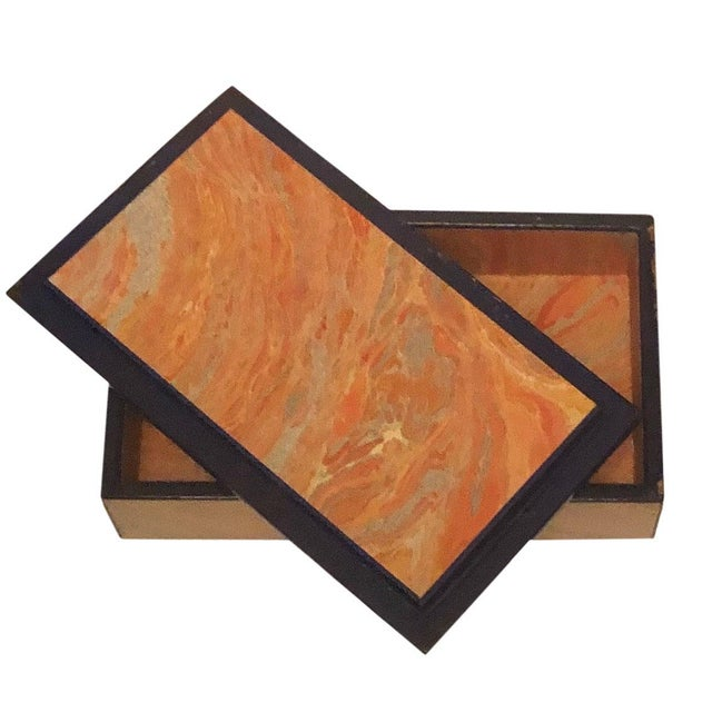 1950s Mid Century Italian Box by Alessandro Albrizzi For Sale - Image 9 of 9