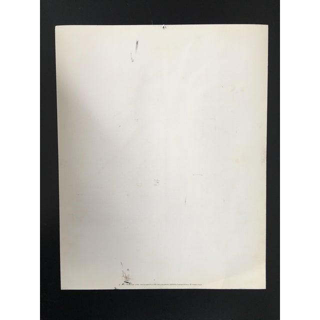 "Piero Fornasetti ""Sole a Gerusalemme"" Silkscreen Print For Sale - Image 5 of 8"