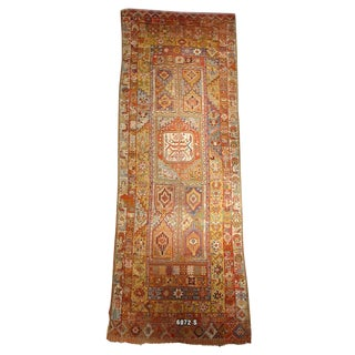 Moroccan Rabbat Long Rug For Sale