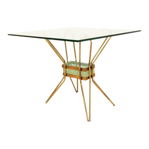 Vintage Italian Side Table For Sale