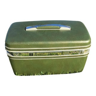 Vintage Samsonite Sherbrooke Train Case