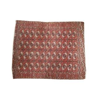 """Vintage Bokhara Carpet - 6'4"""" X 7'11"""""""