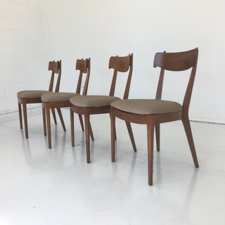 1960s Vintage Kipp Stewart for Drexel Declaration Dining Chairs- Set of 4 Preview