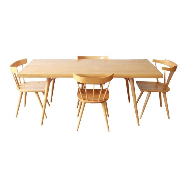 Paul McCobb Planner Group Dining Set for Winchendon Furniture For Sale - Image 11 of 11