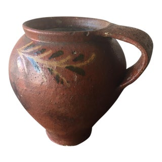 Rustic Tuscan Terracotta Pot For Sale