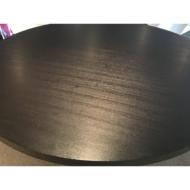 Armani Casa Black Round Dining Table - Image 8 of 11
