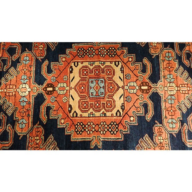 """Mediterranean Antique Malayer Rug - 6'4"""" x 4' For Sale - Image 3 of 7"""