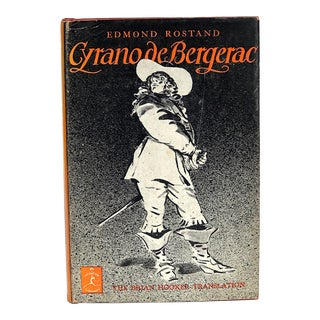 Cyrano De Bergerac Vintage Modern Library Book For Sale