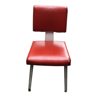Vintage General Fireproofing Company GoodForm Side Chair For Sale