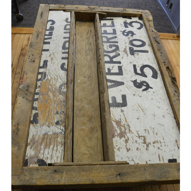 Barn Wood Coffee Table - Image 6 of 7