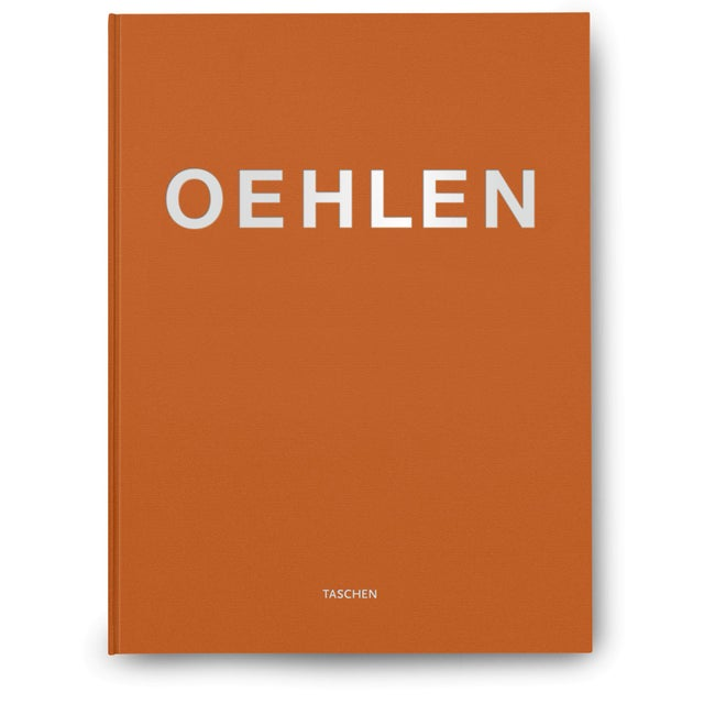 Burnt Orange TASCHEN Books Albert Oehlen Monograph Painting Collection Autographed by Albert Oehlen For Sale - Image 8 of 8