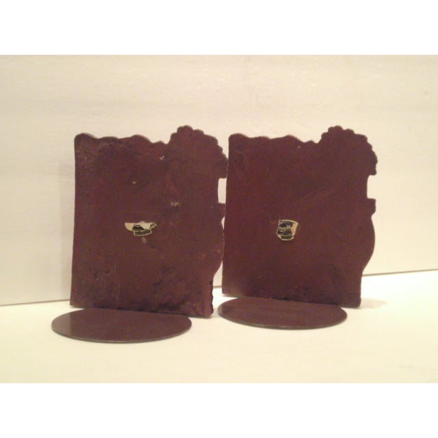 1930's-40's Syroco Bookends - Image 5 of 8