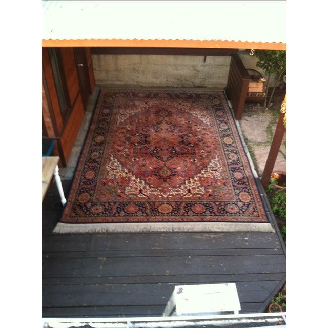"""Oriental Persian Wool Rug - 8'8"""" X 12' - Image 2 of 10"""