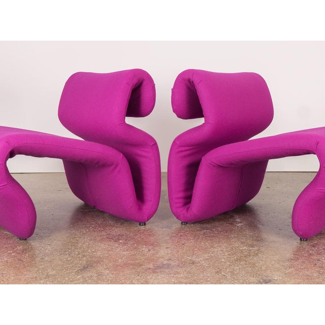 Space Age Etcetera Chairs by Jan Ekselius - a Pair For Sale In New York - Image 6 of 10
