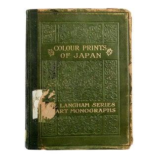 Colour Prints of Japan 1904 Book