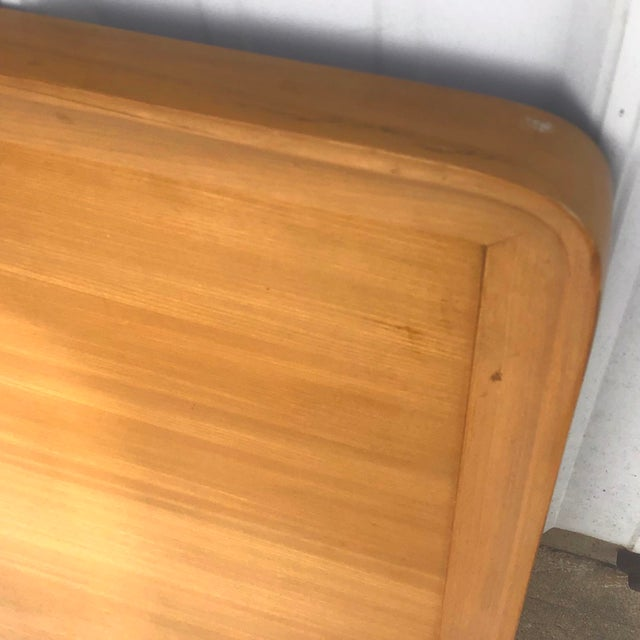1960s Mid-Century Full Size Headboard by Edward Wormley for Drexel For Sale - Image 5 of 12
