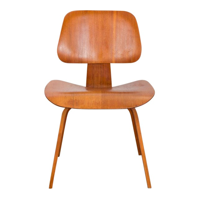 Enjoyable Eames Walnut Dcw Dining Chair Wood For Herman Miller Pdpeps Interior Chair Design Pdpepsorg