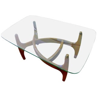 Cocktail Table by Adrian Pearsall For Sale