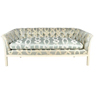 Gustavian Style Love Seat For Sale