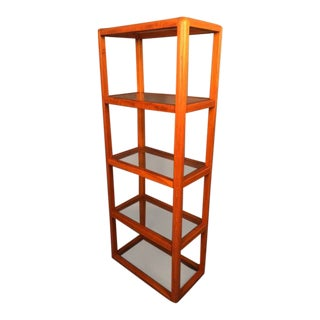 Mid-Century Danish Teak Etagere For Sale