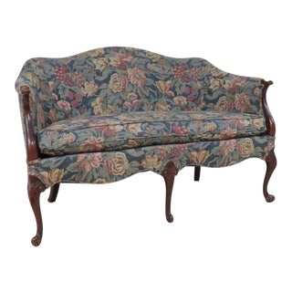 Hickory Chair Company Louis XV Style Settee For Sale