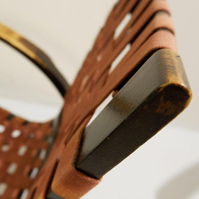 Pair of Bentwood Armchairs by Jan Vanek for Up Závody, 1930s For Sale - Image 4 of 8