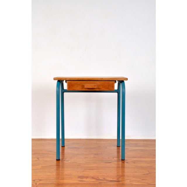 Created in vast numbers beginning from the mid 1930s through to the 1950s, the designs of Jean Prouve's school furniture...
