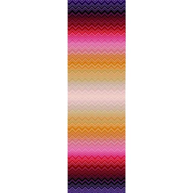 Scalamandre Zig Zag Sfumato Panel, Fiesta Wallpaper For Sale