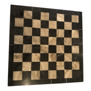 Marble Chess Game Board/Tray For Sale