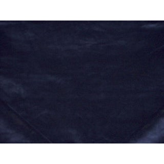 Traditional Ralph Lauren Chancery Velvet Midnight Blue Upholstery Fabric - 3-1/2y For Sale