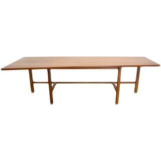Edward J Wormley Trapezoid Coffee Table For Sale