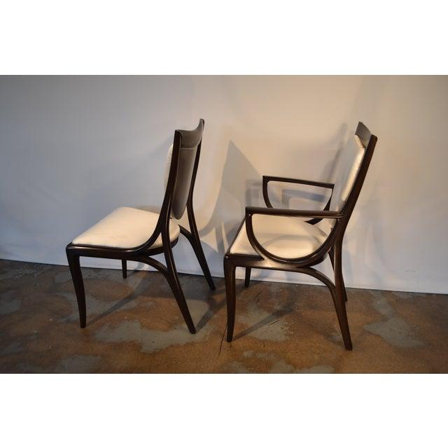 Thomas Moser Moserform Sabina Chairs - Set of 6 - Image 3 of 9