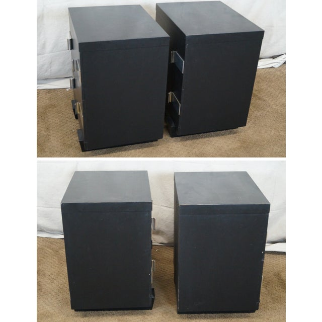 James Mont-Style Nightstands- A Pair - Image 3 of 10