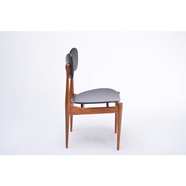 This chair was designed in 1963 by Inge & Luciano Rubino and produced by Danish company Sorø Mobelfabrik. The model is...