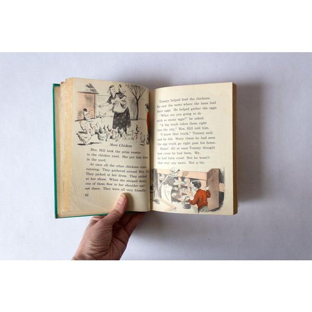Americana 1950s Vintage Children's School Book For Sale - Image 3 of 12