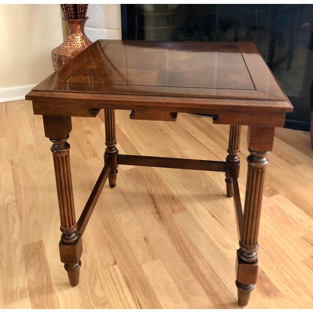 Traditional Gordon's Fine Furniture Nest of Tables - Set of 3 For Sale In Kansas City - Image 6 of 13