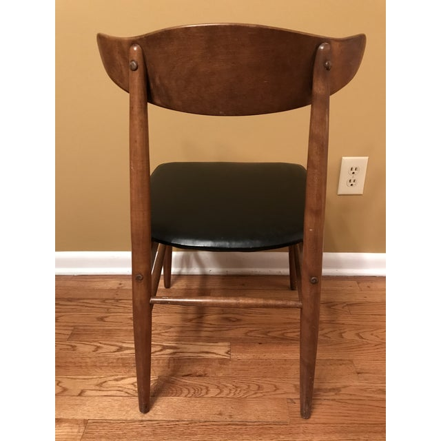 Mid Century Modern Side Chair For Sale - Image 9 of 13
