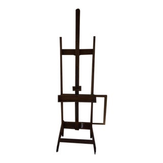 Grumbacher Wooden Art Easel For Sale
