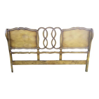 French Provincial King Size Headboard