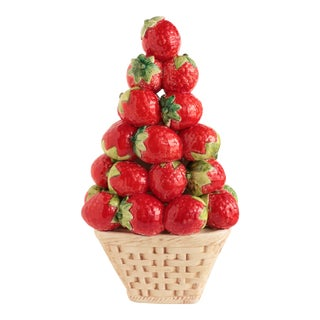 Mid-Century Strawberry Topiary For Sale
