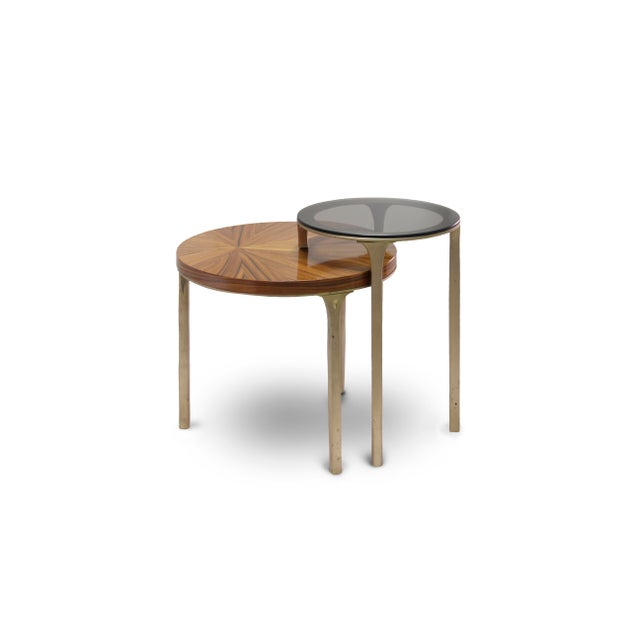 Modern Luray Side Table From Covet Paris For Sale - Image 3 of 3